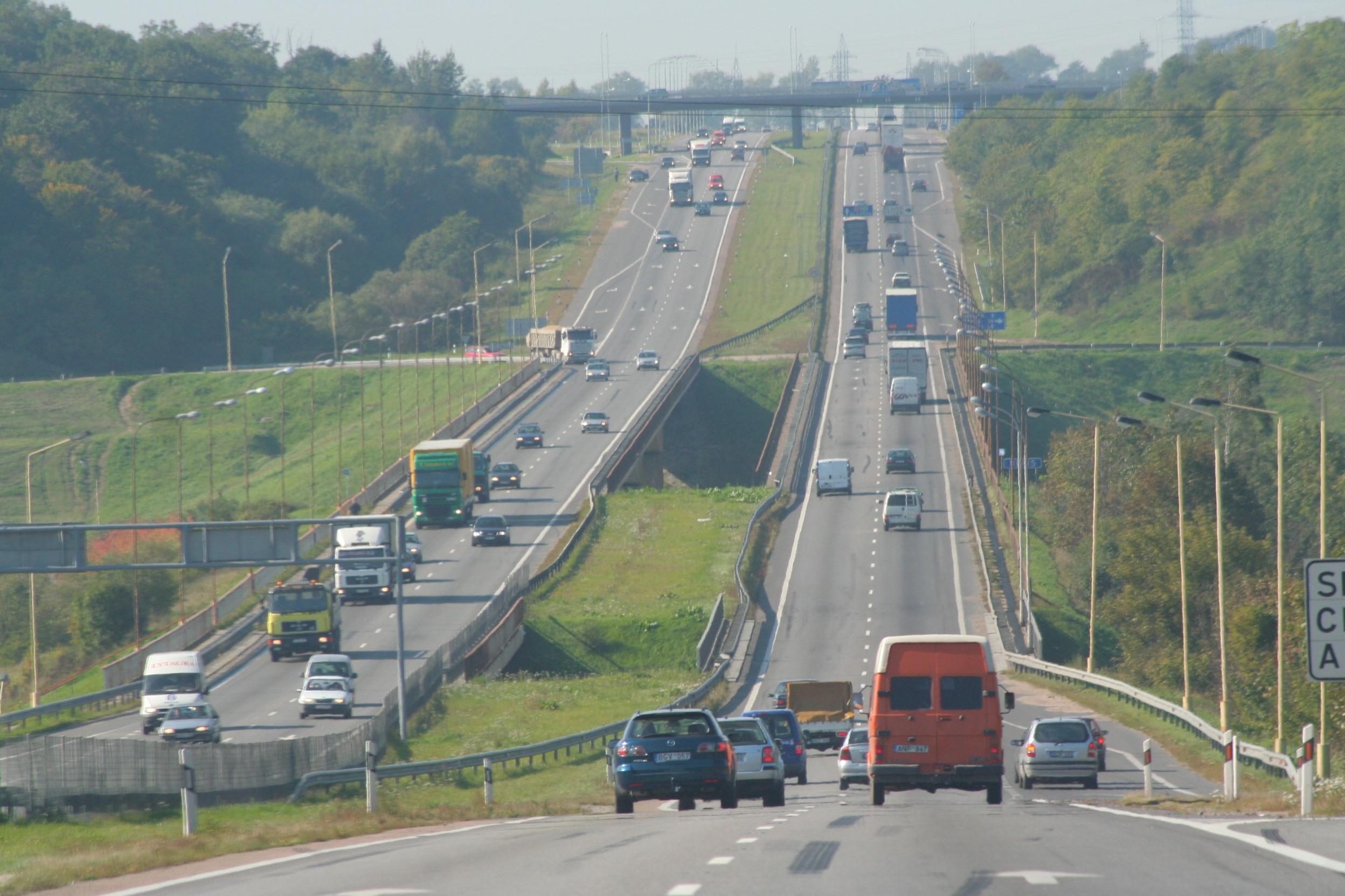 Praėjusieji metai Lietuvos keliuose buvo saugesni
