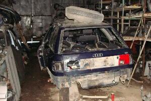 automobilio ardimas