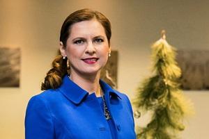 """Asta Grabinskė, gyvybės draudimo ir pensijų bendrovės """"Aviva Lietuva"""" generalinė direktorė."""