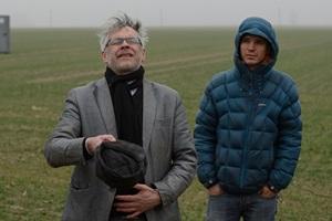 Mindaugas Papinigis ir Alvydas Šlepikas.