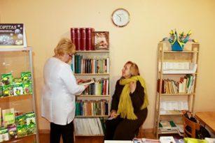 Vaistines Putinaitis biblioteka 2