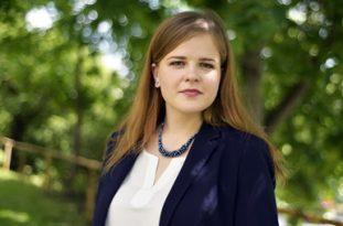 Būsima istorijos mokytoja Gabrielė Akinskaitė.