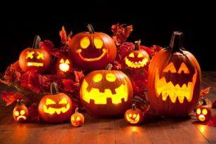 Helovino simbolis - moliūgas