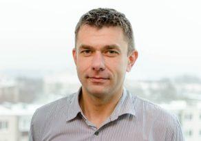 "UAB ""BTT Group"" vadovas Donatas Zaveckas."