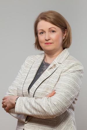 Pediatrė doc. dr. Odeta Kinčinienė.