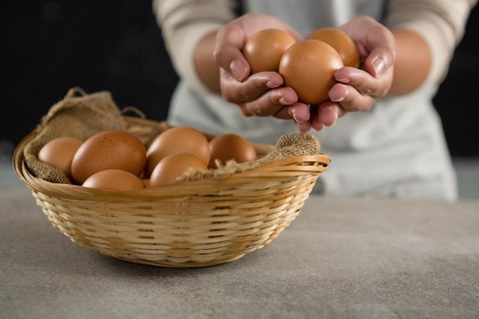 Ant kraiko laikomų vištų kiaušiniai keičia rinkos paveikslą