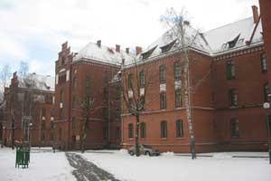 Klaipedos universitetas-zie