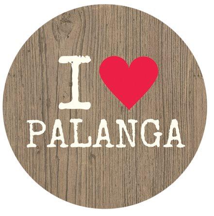 logo I Love Palanga