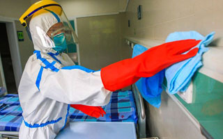 ebola-pratybos