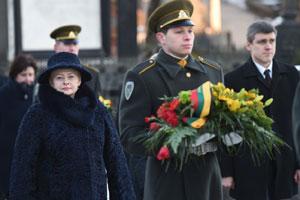 Vasario 16 –oji – demokratinės Lietuvos gimtadienis