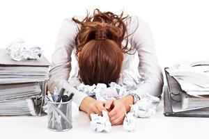 Kaip suvaldyti stresą darbe?