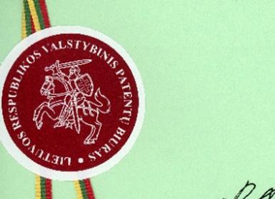 Šiemet Lietuvoje patentavo daugiau išradimų