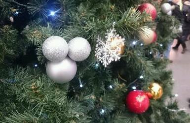 """Jubiliejinė akcija """"Parsinešk Kalėdas į savo namus"""" be eglės šakelės nepaliks nei vieno gyventojo"""