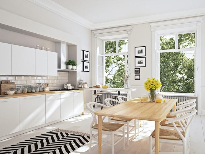5 patarimai, kaip išsirinkti geriausią virtuvės stalą