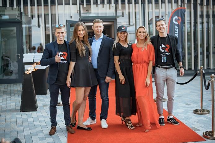 Lietuvoje startavo pirmą kartą pasaulyje organizuojamas kriptovaliutų ralis