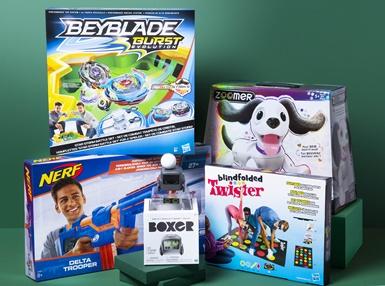 Žaislų tendencijos – kurie taps vaikų geidžiamiausi?