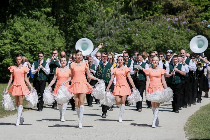 Savaitgalį Palangoje vyks pučiamųjų muzikos instrumentų festivalis