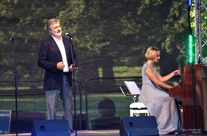 Klasikinės muzikos koncertas Renavo dvare