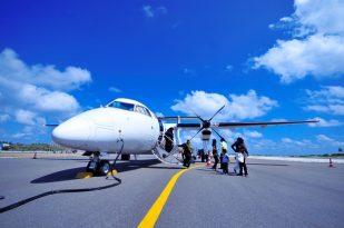 Palangos oro uosto keleivių skaičius per pusmetį išaugo iki 156 tūkst.