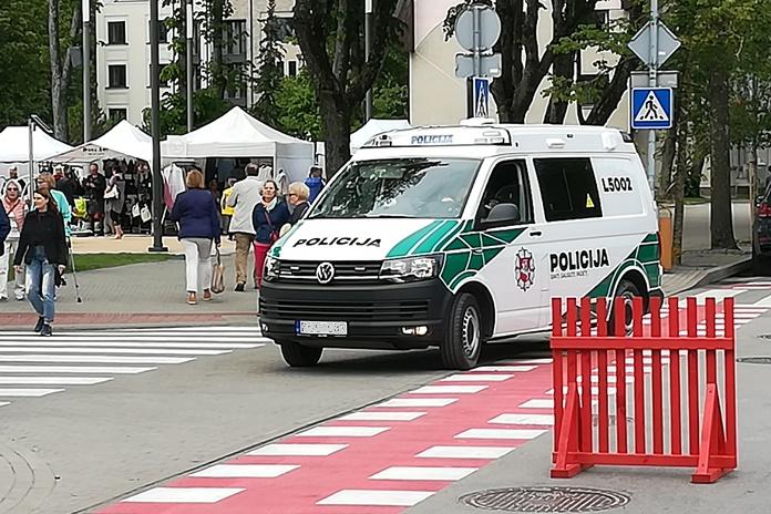 Vasaros festivalių dalyviams – draugiška policijos žinutė