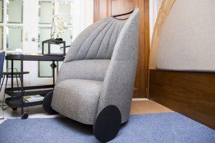 Biuro krėslu gali būti ir karieta – pristatytos naujienos, kurios nustebins ir visko mačiusius