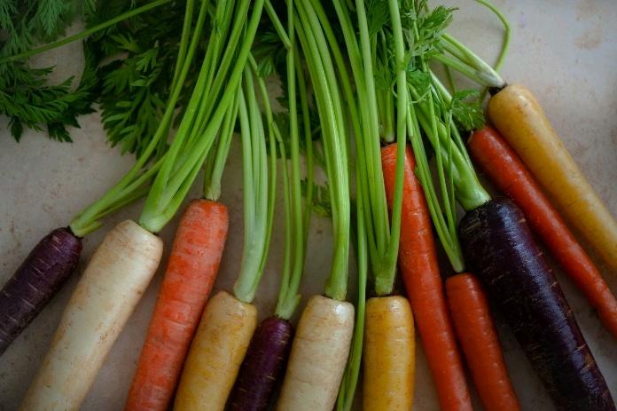Patiekalai iš morkų užtikrina sveiką mitybą (receptai)