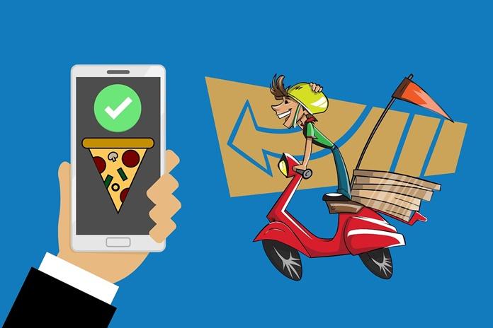 Užsisakėte maisto į namus ar išsinešti? 5 taisyklės, kurias reikėtų žinoti