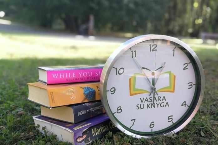 Startuoja smagiausias vasaros nuotykis – Skaitymo iššūkis VASARA SU KNYGA